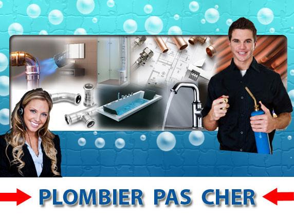 Plombier Saint Maurice Montcouronne 91530