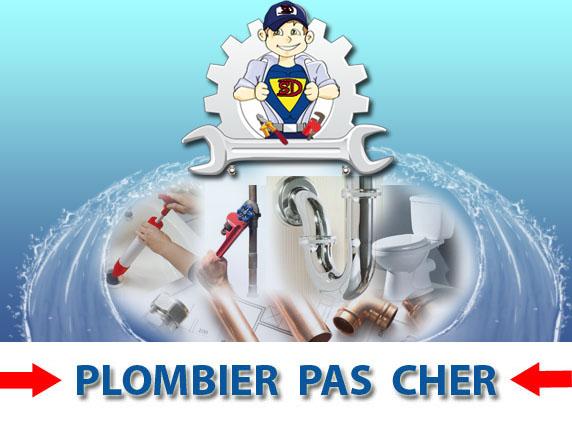 Plombier Villeziers 91940